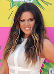 Khloe Kardashian Odom at The Nickelodeon's Kids' Choice Awards 2013 held at The Galen Center in Los Angeles, California on March 23,2013                                                                   Copyright 2013 Hollywood Press Agency
