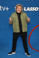 WEST HOLLYWOOD, CA - JULY 15: Fortune Feimster at Apple TV+ Ted Lasso Season 2 Premiere at The Rooftop at The Pacific Design Center in West Hollywood, California on July 15, 2021. <br /> CAP/MPIFS<br /> ©MPIFS/Capital Pictures