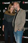"Manuela Velasco and Jaume Balaguero attend the presentation of the movie ""REC 4"" at Palafox Cinema in Madrid, Spain. October 27, 2014. (ALTERPHOTOS/Carlos Dafonte)"
