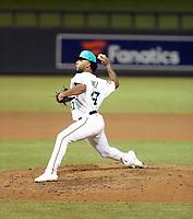 Moises Gomez - Salt River Rafters - 2019 Arizona Fall League (Bill Mitchell)