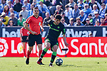 Nissa Mandi of Betis Balompie during La Liga match between CD Leganes and Real Betis Balompie at Butarque Stadium in Leganes, Spain. February 16, 2020. (ALTERPHOTOS/A. Perez Meca)