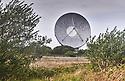 Goonhilly Satellite earth station in Helston in Cornwall  CREDIT Geraint Lewis