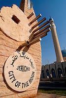 GERICO / ISRAELE.NEL 2010 GERICO CELEBRA I SUOI 10.000 ANNI DI STORIA..IL SUO NOME DERIVA DA QUELLO DEL DIO ARABO DELLA LUNA (YEREHO)..FOTO LIVIO SENIGALLIESI..JERICHO / ISRAEL.IN 2010 JERICHO CELEBRATES 10.000 YEARS OF HISTORY..PHOTO LIVIO SENIGALLIESI