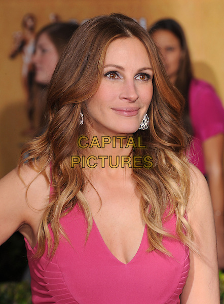 Julia Roberts  at the 20th Annual Screen Actors Guild Awards held at The Shrine Auditorium in Los Angeles, California on January 18th 2014.                                                                              <br /> CAP/DVS<br /> ©Debbie VanStory/Capital Pictures