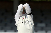 Scott Borthwick appeals again during Essex CCC vs Durham CCC, LV Insurance County Championship Group 1 Cricket at The Cloudfm County Ground on 17th April 2021