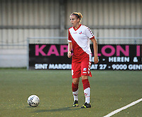 FC UTRECHT :<br /> Myrthe Moorrees<br /> Foto Dirk Vuylsteke / nikonpro.be