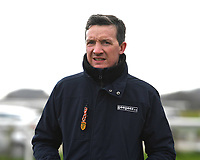 Trainer Anthony Honeyball during Horse Racing at Plumpton Racecourse on 10th February 2020