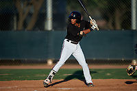 AZL D-backs Marshawn Taylor (5) at bat during an Arizona League game against the AZL Mariners on July 3, 2019 at Salt River Fields at Talking Stick in Scottsdale, Arizona. The AZL D-backs defeated the AZL Mariners 3-1. (Zachary Lucy/Four Seam Images)