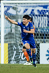 Ulsan Hyundai Forward Kim Insung celebrating his score during the AFC Champions League 2017 Group E match between Ulsan Hyundai FC (KOR) vs Brisbane Roar (AUS) at the Ulsan Munsu Football Stadium on 28 February 2017 in Ulsan, South Korea. Photo by Victor Fraile / Power Sport Images