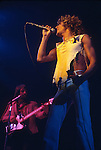 The Who, Roger Daltrey, John Entwistle, Photo by Joel Peskin/erockphotos.com