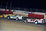 Feb 11, 2011; 8:57:42 PM; Gibsonton, FL., USA; The Lucas Oil Dirt Late Model Racing Series running The 35th annual Dart WinterNationals at East Bay Raceway Park.  Mandatory Credit: (thesportswire.net)