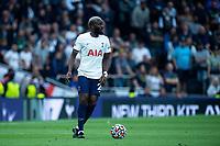 19th September 2021; Tottenham Hotspur Stadium, Tottenham, London; Tanguy Ndombele of Totteham during the Premier League match between Tottenham Hotspur and Chelsea at Tottenham Hotspur Stadium