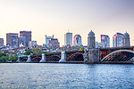 Morning on the Charles River, Boston, Massachusetts, USA