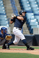New York Yankees outfielder Eric Jagielo (70) during an Instructional League game against the Toronto Blue Jays on September 24, 2014 at George M. Steinbrenner Field in Tampa, Florida.  (Mike Janes/Four Seam Images)