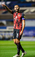 2nd October 2020; St Andrews Stadium, Coventry, West Midlands, England; English Football League Championship Football, Coventry City v AFC Bournemouth; Steve Cook of AFC Bournemouth gives directions during the match