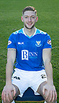 St Johnstone FC Photocall….2018/19 Season<br />Liam Gordon<br />Picture by Graeme Hart.<br />Copyright Perthshire Picture Agency<br />Tel: 01738 623350  Mobile: 07990 594431
