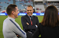 JACKSONVILLE, FL - NOVEMBER 10: Earnie Stewart of the United States during a game between Costa Rica and USWNT at TIAA Bank Field on November 10, 2019 in Jacksonville, Florida.