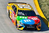 2017 Monster Energy NASCAR Cup Series<br /> STP 500<br /> Martinsville Speedway, Martinsville, VA USA<br /> Sunday 2 April 2017<br /> Kyle Busch, M&M's Toyota Camry<br /> World Copyright: Nigel Kinrade/LAT Images<br /> ref: Digital Image 17MART1nk06610
