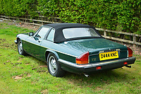 "Pictured: The Jaguar up for auction, once owned by Eamonn Holmes<br /> Re: A luxury open-top car sold by TV's Eamonn Holmes to pay off his ""massive"" tax bill is up for grabs at auction.<br /> The host of Good Morning Britain bought the 5.3 litre Jaguar when he was earning big bucks with the BBC.<br /> But Eamonn was made redundant and at the same time he was hit with an £11,000 demand from the Inland Revenue.<br /> The car was costing him a fortune to run - it did under 15mpg.<br /> After paying a whopping £36,000 for the Jaguar XJSC, Eamonn flogged it for just £8,000 a year later.<br /> The car has an identical price tag at auction almost 30 years later.    <br /> Eamonn, 57, told how he got shot of the Jag when the 1990 Gulf War sparked a big hike in fuel prices.<br /> He said: ""Cars are my weakness - in 1989 I bought a British Racing Green Jaguar.<br /> ""I paid £36,000 in March 1989 then in early 1990 the Gulf War broke out."