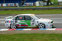 1997 British Touring Car Championship. #25 Jamie Wall (GBR). Mint Motorsport. Vauxhall Cavalier.