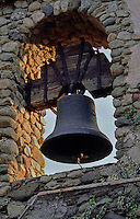 MISSION BELL at THE SANTA BARBARA MISSION