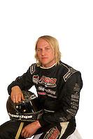 Mar. 18, 2011; Chandler, AZ, USA;  LOORRS driver Robby Woods poses for a portrait at Firebird International Raceway. Mandatory Credit: Mark J. Rebilas