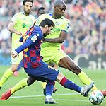 2020.02.15 La Liga FC Barcelona v Getafe
