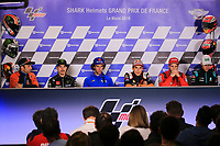 PRESS CONFERENCE GP OF FRANCE