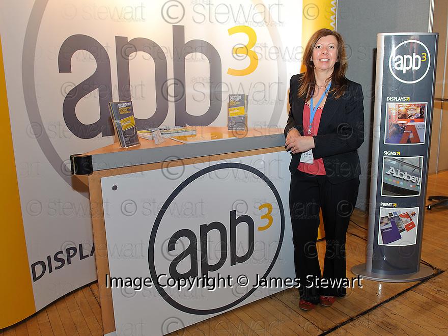 Falkirk Business Exhibition 2012.