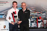 GT3 Banquet, #1 Kelly-Moss Road and Race, Porsche 991 / 2017, GT3P: Roman De Angelis