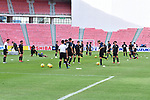 Training of the AFF Suzuki Cup 2016 on 16 December 2016. Photo by Stringer / Lagardere Sports