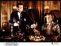 Prod DB ©†Parma Films / DR<br /> LE SOUPER (LE SOUPER) de Edouard Molinaro 1992 FRA<br /> avec Claude Brasseur et Claude Rich<br /> calice, coupe, champagne, luxe, d'apres une piece de Jean-Claude Brisville