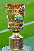 DFB-Pokal, Trophaee, Pott, Pokal, <br /> BAYER 04 LEVERKUSEN - FC BAYERN MUENCHEN 2-6<br /> Football DFB-Pokal semi final , Leverkusen17.04.2018 ,  2017/2018, FCB, Muenchen<br />   <br />  *** Local Caption *** © pixathlon