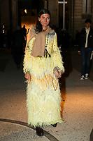 Giovanna Battaglia<br /> Parigi 22/01/2020<br /> Settimana della moda di Parigi <br /> Moda Donna - Giorgio Armani Ospiti <br /> Photo Gwendolin Le Goff/Panoramic/Insidefoto <br /> Italy Only