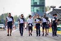 9th September 2021; Nationale di Monza, Monza, Italy; FIA Formula 1 Grand Prix of Italy, Driver arrival and inspection day:  TSUNODA Yuki jap, Scuderia AlphaTauri Honda AT02