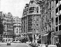 Paris, France<br /> <br /> Photo : Boris Spremo - Toronto Star archives - AQP