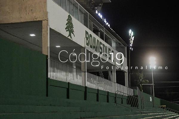 Saquarema (RJ), 26/03/2021 -CORINTHIANS-RETRÔ (PE) - Partida entre Corinthians e Retrô (PE), válida pela segunda fase da Copa do Brasil, realizada no Estádio Elcyr Resende de Mendonça, distrito de Bacaxá, Saquarema (RJ), nesta sexta-feira (26).