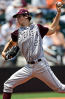 Hales, Ross 0681.jpg.  Big 12 Baseball game with Texas A&M Aggies at Texas Lonhorns  at UFCU Disch Falk Field on May 9th 2009 in Austin, Texas. Photo by Andrew Woolley.