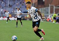 12th September 2021; G.Ferraris Stadium, Genoa, Italy; Serie A football, Sampdoria versus Inter Milan; Joaquin Correa of Inter