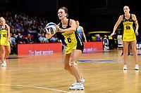 Claire Kersten of the Pulse during the ANZ Premiership Netball - Te Wānanga o Raukawa Pulse v Northern Mystics at TSB Bank Arena, Wellington, New Zealand on Monday 10 May 2021.<br /> Photo by Masanori Udagawa. <br /> www.photowellington.photoshelter.com