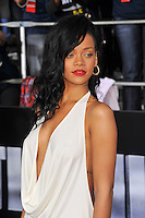 Rihanna at the film premiere of 'Battleship,' at the NOKIA Theatre at L.A. LIVE in Los Angeles, California. May, 10, 2012. ©mpi35/MediaPunch Inc.