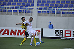 LOKOMOTIV TASHKENT (UZB) vs SEPAHAN (IRN) during the 2016 AFC Champions League Group A Match Day 4 on 06 April 2016 at the Lokomotiv Stadium in Tashkent, Uzbekistan. Photo by Stringer / Lagardere Sports