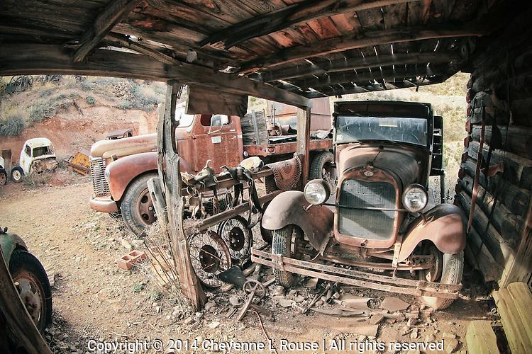 Sunday Drive Memories - Arizona