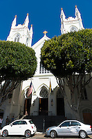 Cathedral of Saints Peter and Paul, San Francisco, California