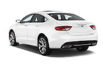Car pictures of rear three quarter view of2015 Chrysler 200 C 4 Door Sedan Angular Rear