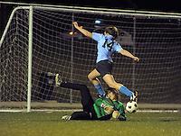 120523 Wellington Schools Football - Wellington East Girls College v Marsden School