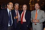 PIERLUIGI BATTISTA, MASSIMO TEODORI, ENRICO CISNETTO E PASQUALE CHESSA<br /> ROMA 2003