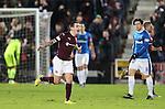 Jamie Walker celebrates his goal