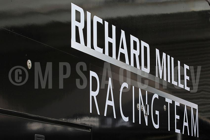 LOGO RICHARD MILLE RACING