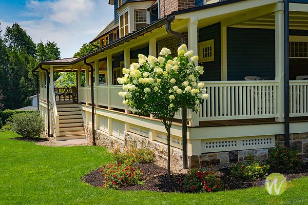Stitzer summer cottage, Main Street, Eagles Mere.